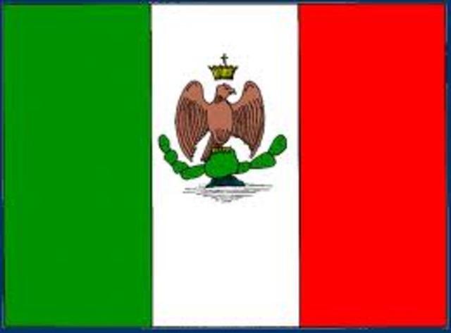 Bandera de Maximiliano de Habsburgo