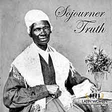 Sojourner Truth (precursora del feminismo negro) pronunció su discurso ¿Acaso no soy mujer? en la Convención de Derechos de la Mujer.