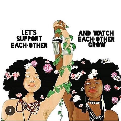 Feminismo negro: Simultaneidad de los sistemas de opresión.