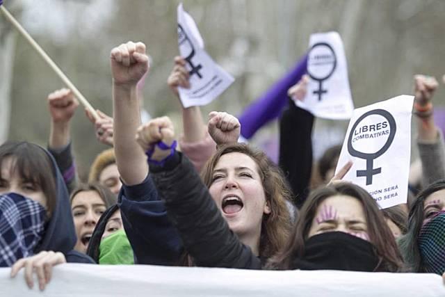Se sigue en la lucha para que todas las mujeres puedan gozar de sus derechos en todo el mundo.