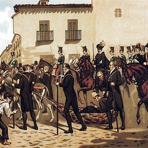 Derogació de la Constitució i les reformes