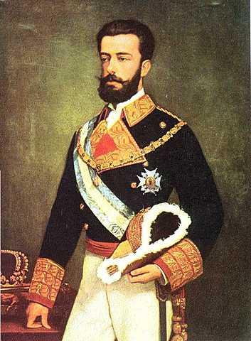La monarquia d'Amadeu I