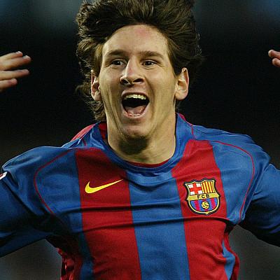 Messi timeline