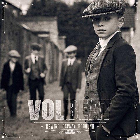 Volbeat Concert Rewind Replay Rebound