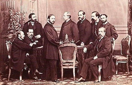 La crisi final del regnat d'Isabel II (1866-1868)