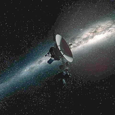 Voyager 1 Launches