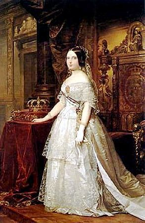 Isabel II va ser proclemada reina
