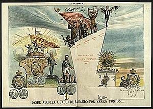 La revolució de 1868 i La monarquia d'Amadeu I