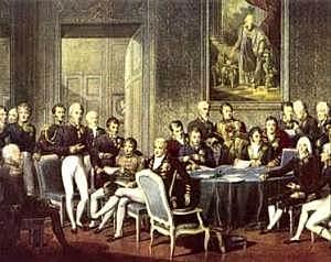 La restauració de l'absolutisme