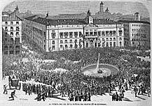 La revolució de 1868