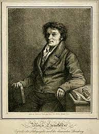 Invención de la litografía