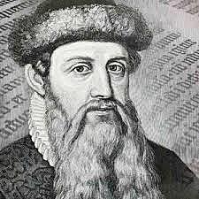 Fallecimiento de Johannes Gutenberg