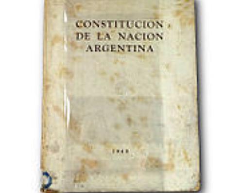 Creación de la constitución