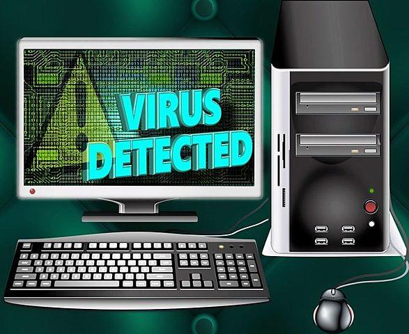 Первые вирусные эпидемии