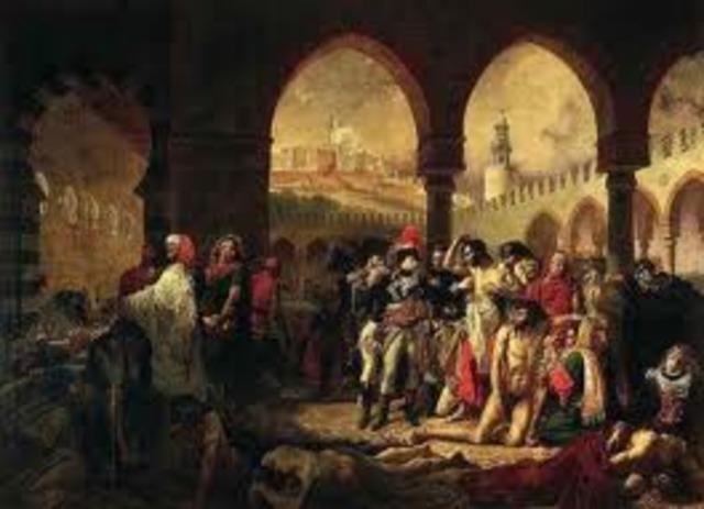 В городе Валенсия вспыхнула чума