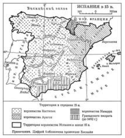 Филипп II присоединил Португалия к Испании