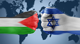 Israel Palestina konflikten timeline