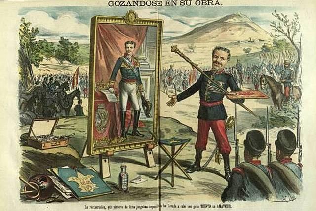 Cop d'estat del general Martínez Campos