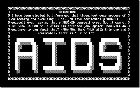DATACRIME и AIDS