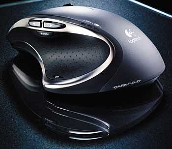 Беспроводная мышь Logitech Performance Mouse MX.