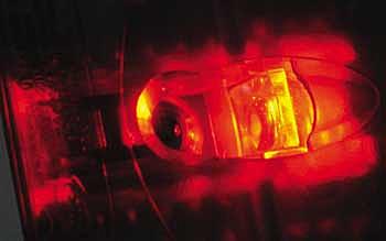 Оптический сенсор второго поколения  с красным светодиодом.
