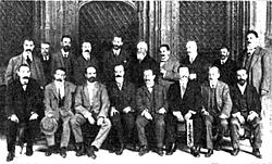 La Mancomunitat de Catalunya.
