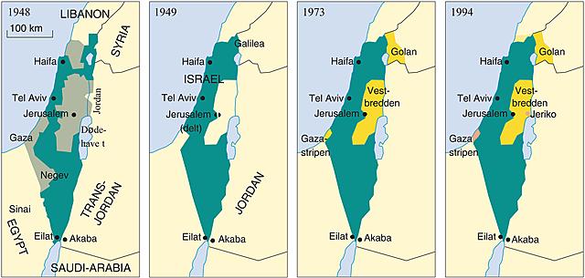 Staten Israel