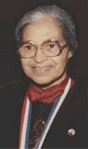 Rosa Parks Died