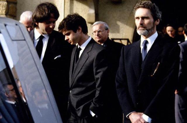 Audrey Hepburn's Funeral