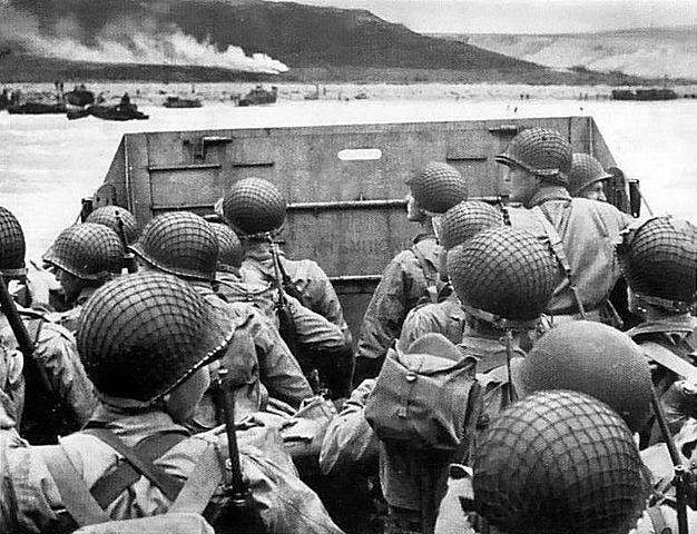 (Éxito de la Psicología Clínica)Segunda Guerra Mundial