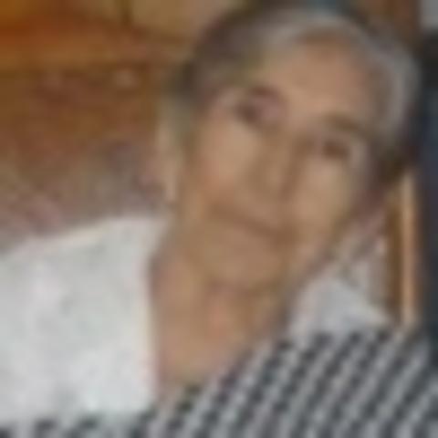 My grandma died