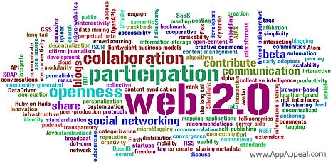 SEXTA GENERACIÓN: Web 2.0