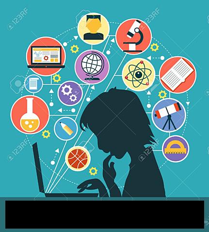 CUARTA GENERACIÓN: Enseñanza por Internet