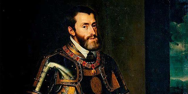 Coronación de Carlos I como emperador del Sacro Imperio Romano Germánico