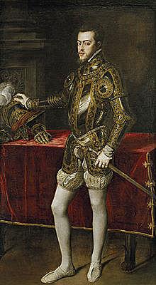 Coronación de Felipe II