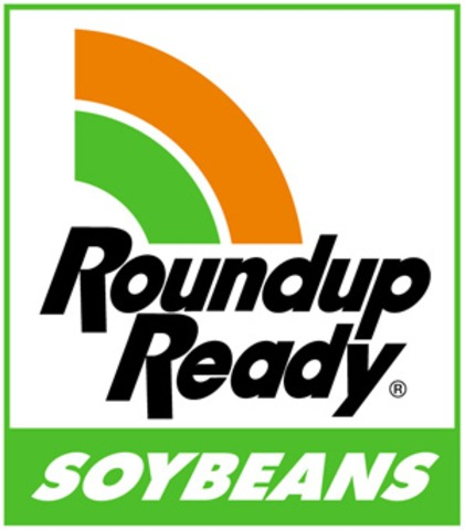 EU approved importation and use of Monsanto's Roundup Ready soya beans in foods for people and feed for animals.