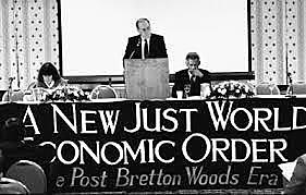 Los acuerdos de Bretton Woods