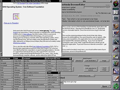 El primer Navegador WEB