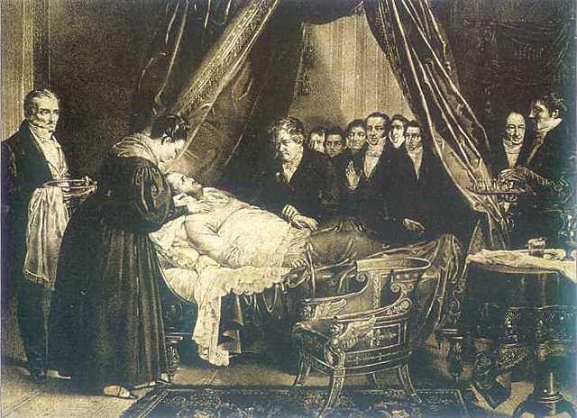 Mort de Ferran VII i Conseqüències