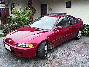 Quinta generación (1992-1995) [EG8/EH/EJ]