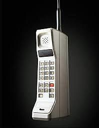 Teléfono Móvil o Celular 1979