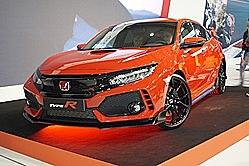 Honda Civic Type R (2017): Incremento en prestaciones