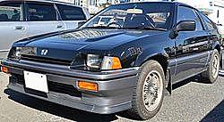 Primera generación CRX (EC1)