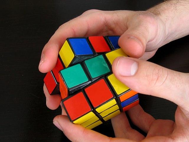 Cubo de Rubik  1979