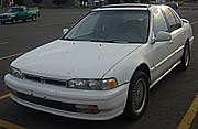 Cuarta generación (1990-1993) ACCORD