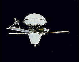 La nave Viking 1(EEUU) se posa sobre Marte