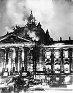 FIRE OF REICHSTAG