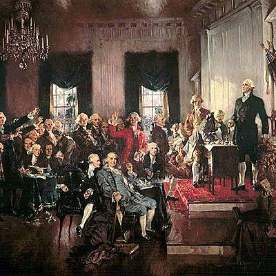 US History 18th Century timeline