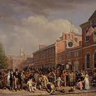 US History 19th Century timeline