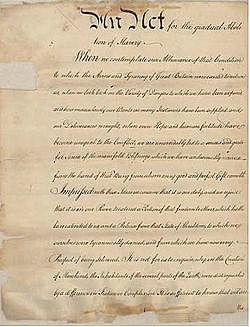 The Act Prohibiting Importation of Slaves